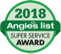 Check out our Angie's List Reviews