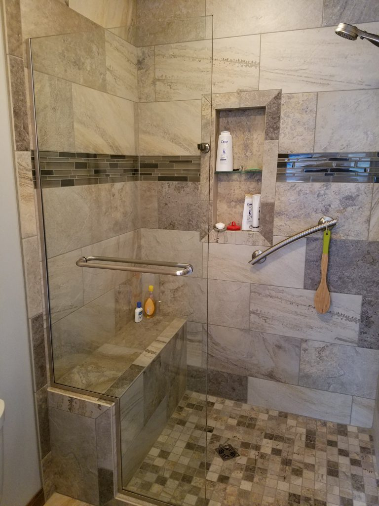 Bathroom And Kitchen Remodeling For A Bi Level Home: Colvin Kitchen And Bath